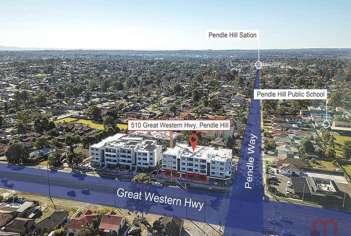 3-5, 510-524 Great Western Highway Pendle Hill NSW 2145 - Image 1