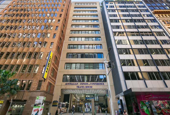 Suite 302, Level 3, 84 Pitt Street Sydney NSW 2000 - Image 1