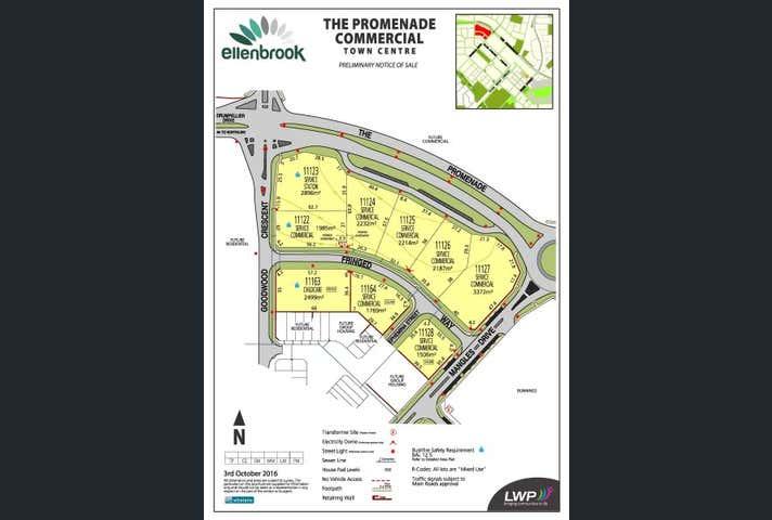 The Promenade Commercial precinct, 11164/00 Fringed Way Ellenbrook WA 6069 - Image 1