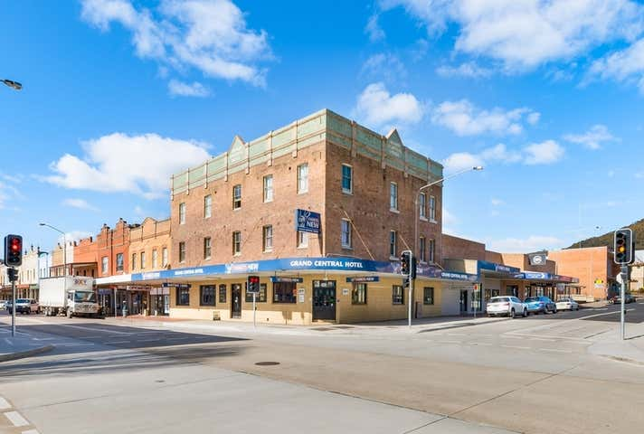 Grand Central Hotel, 69 Main Street, Lithgow, NSW 2790
