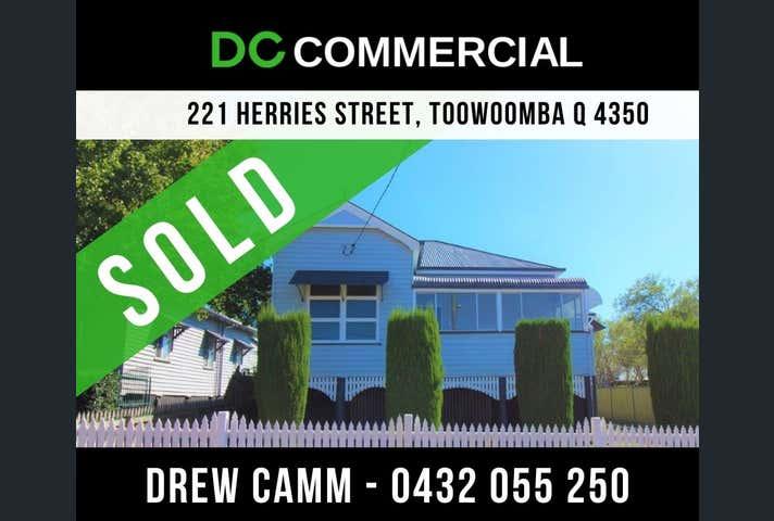 221 Herries Street Newtown QLD 4350 - Image 1