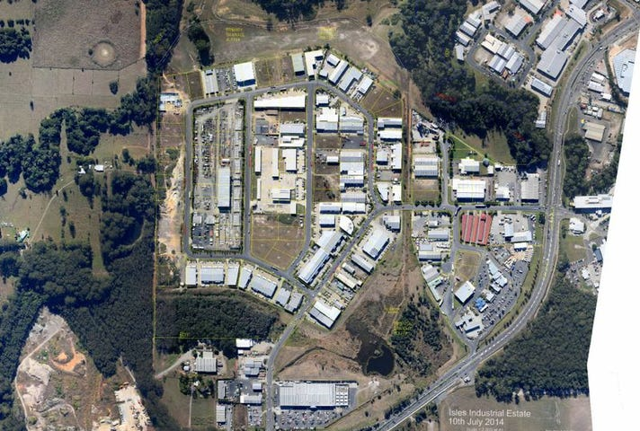 Proposed Lot 4 Industrial Drive, Coffs Harbour, NSW 2450