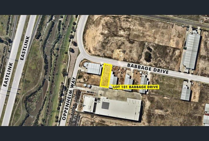 Lot 101 Babbage Drive, Dandenong South, Vic 3175