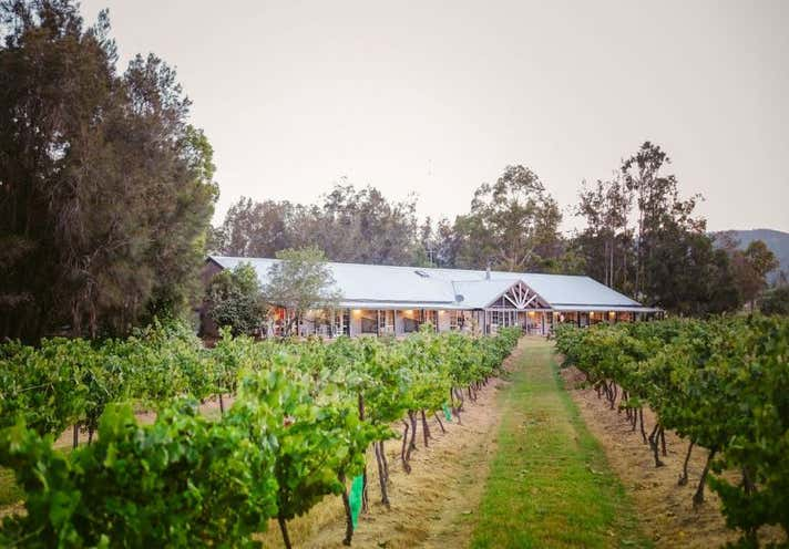 Casuarina Estate Restaurant, 1023 Hermitage Road Pokolbin NSW 2320 - Image 1
