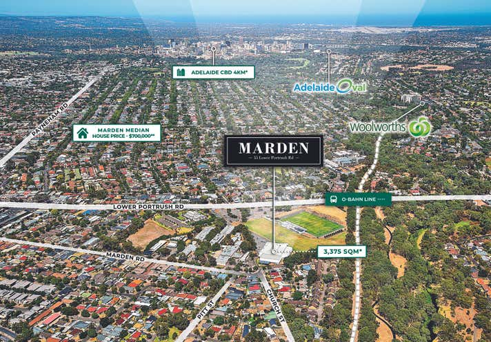 Lot 1, 55 Lower Portrush Road Marden SA 5070 - Image 2