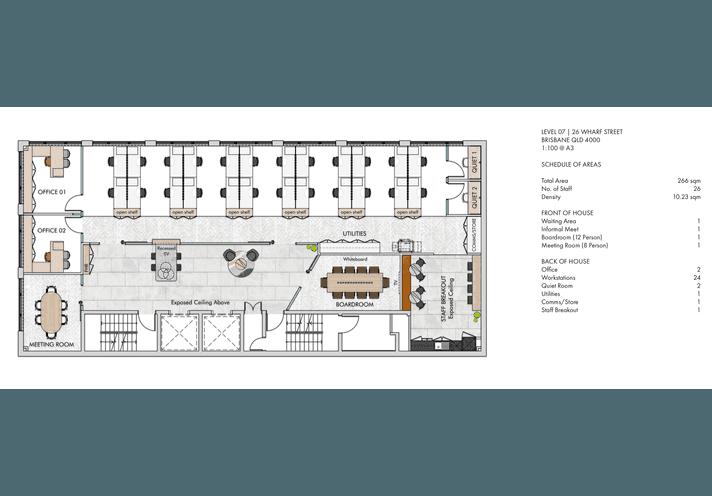 Level 6, 26  Wharf Street Brisbane City QLD 4000 - Image 2