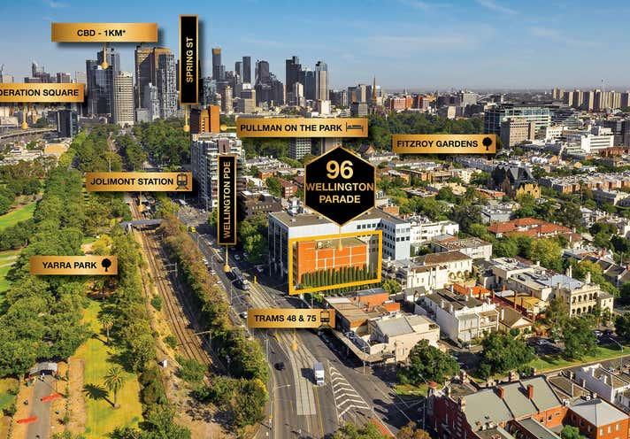 96 Wellington Parade East Melbourne VIC 3002 - Image 2