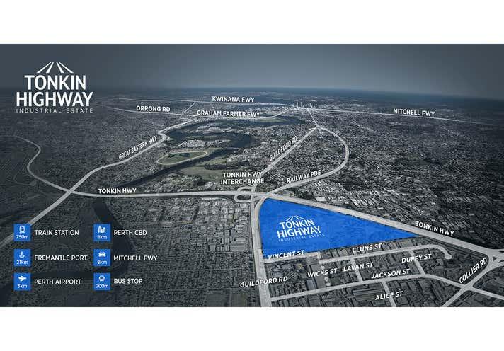 Tonkin Highway Industrial Estate Bayswater WA 6053 - Image 1