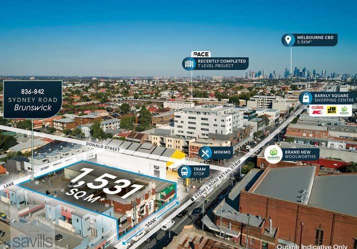 836-842 Sydney Road Brunswick VIC 3056 - Image 1