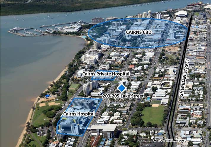 203-205 Lake Street Cairns North QLD 4870 - Image 2