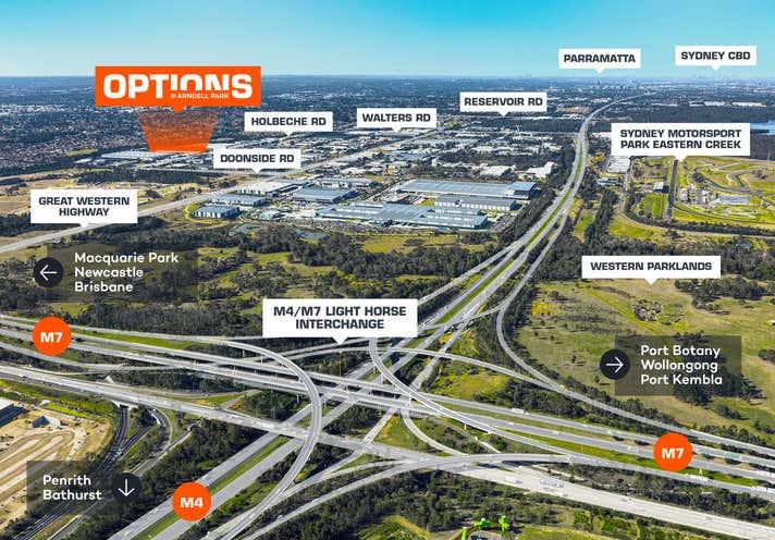 Options @ Arndell Park, 19 Holbeche Road Arndell Park NSW 2148 - Image 2