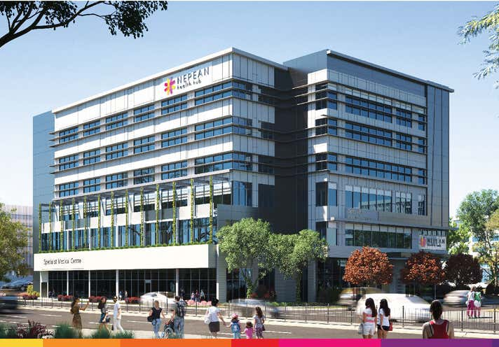Nepean Health Hub, 84-88 Parker Street Kingswood NSW 2747 - Image 1