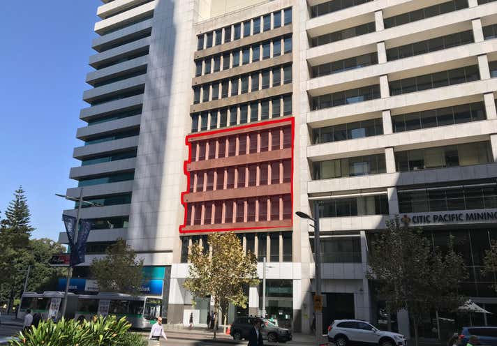 Levels 2-4, 41 St Georges Terrace Perth WA 6000 - Image 1