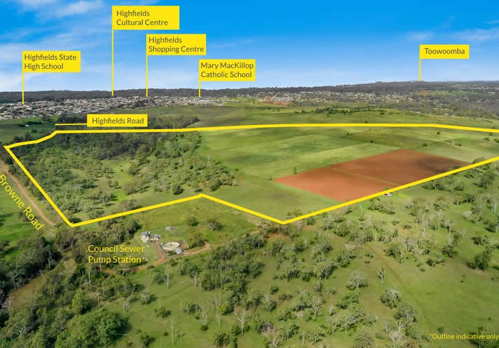 Lot 5 Browne Road Highfields QLD 4352 - Image 1