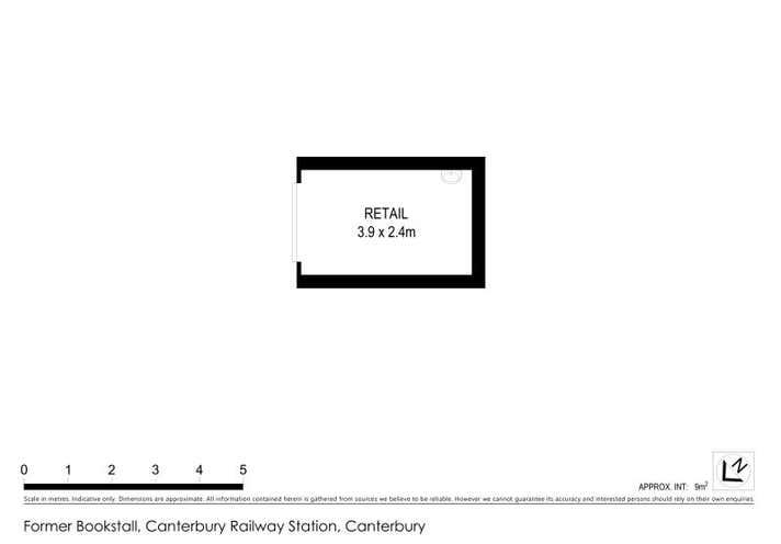 Bookstall Canterbury Railway Station Canterbury NSW 2193 - Image 3