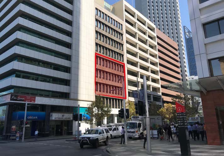 Levels 2-4, 41 St Georges Terrace Perth WA 6000 - Image 2
