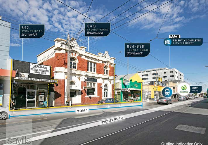 836-842 Sydney Road Brunswick VIC 3056 - Image 2