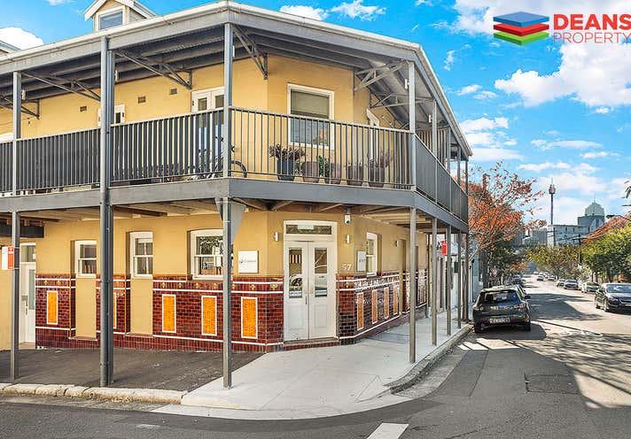 Ground Floor, 57 ST JOHNS ROAD Glebe NSW 2037 - Image 1