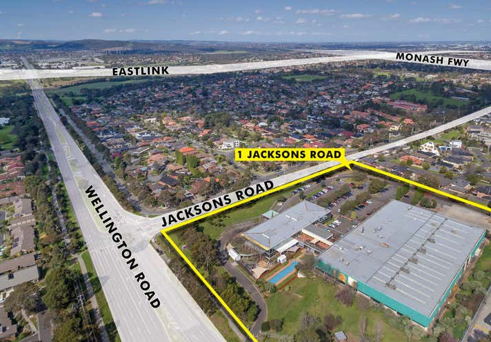 1 Jacksons Road Mulgrave VIC 3170 - Image 1