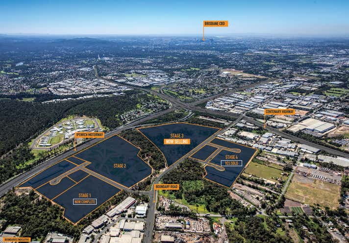 Metroplex Westgate - Stage 3, 1001 Boundary Road Wacol QLD 4076 - Image 2