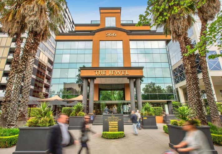The Jewel, Suite 307, 566 St Kilda Road Melbourne VIC 3004 - Image 1