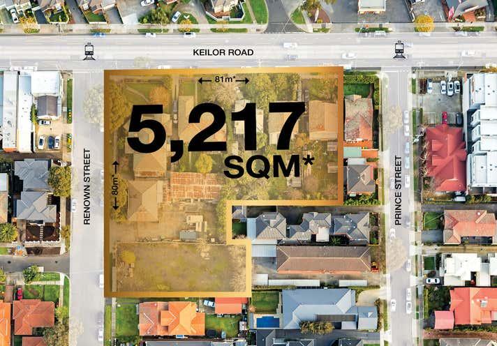 200-212 Keilor Road & 1 Renown Street Essendon North VIC 3041 - Image 1