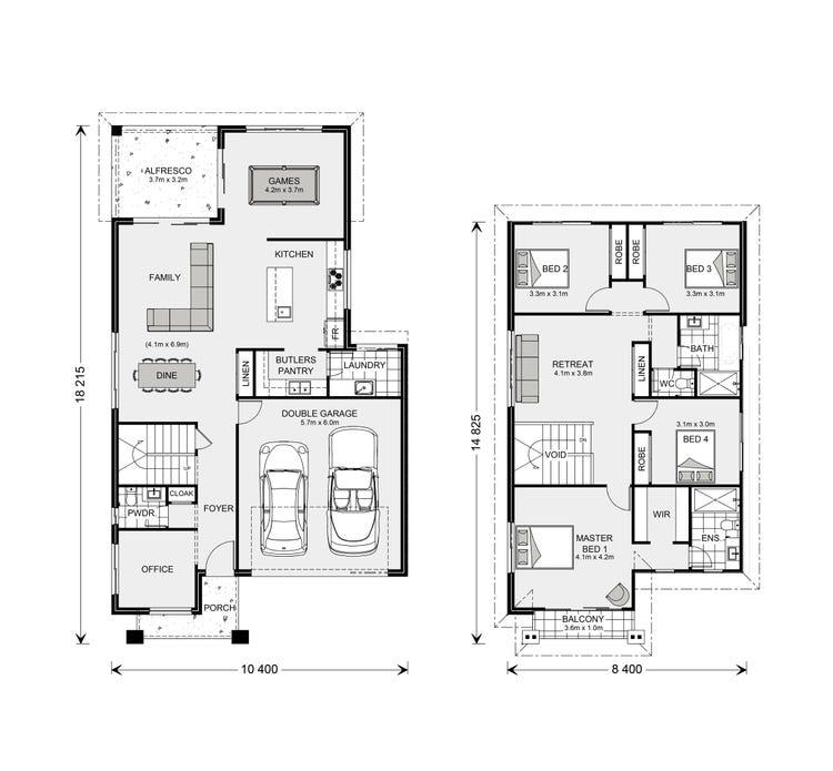 Balmain Floor Plan