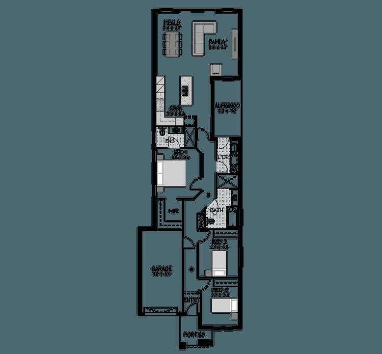 Firle   Arch. Floor Plan