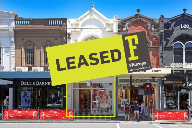 487 Chapel  Street South Yarra VIC 3141 - Image 1