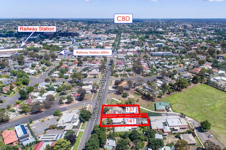137 - 141 Williamson Street Bendigo VIC 3550 - Image 2