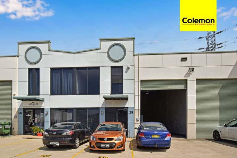 LEASED BY COLEMON SU 0430 714 612, 25/159 Arthur St Homebush West NSW 2140 - Image 1