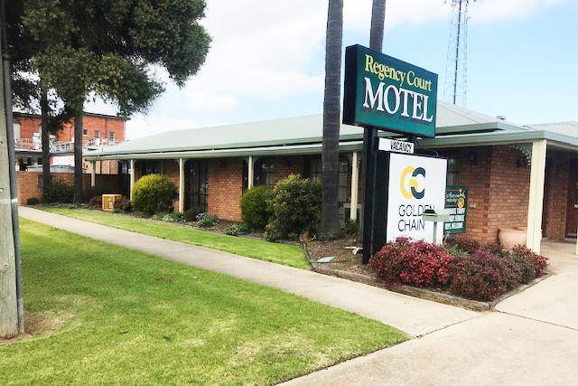 Regency Court Motel, 1-9 Main Street Cobram VIC 3644 - Image 1