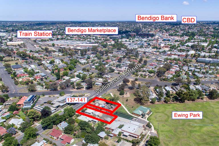 137 - 141 Williamson Street Bendigo VIC 3550 - Image 1