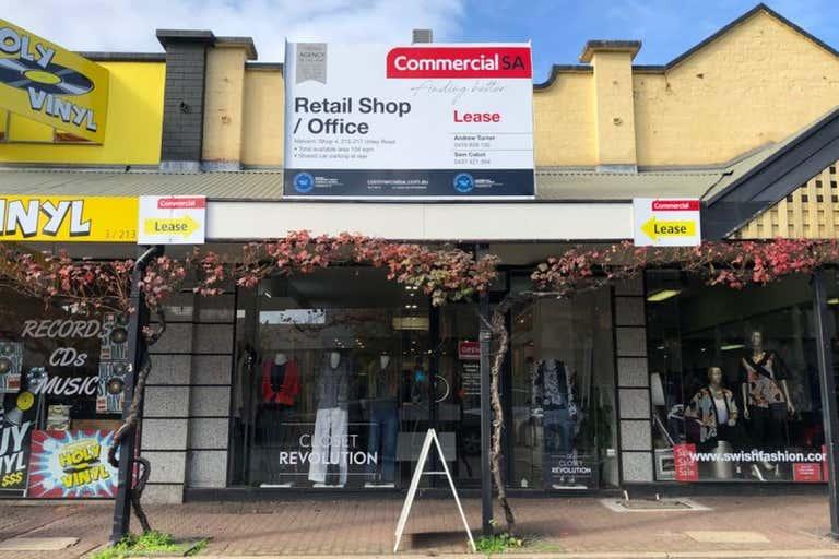 Shop 4, 215-217 Unley Road Malvern SA 5061 - Image 1
