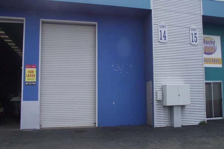 Unit 4, 10 DOOLEY STREET Park Avenue QLD 4701 - Image 1