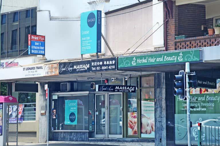 Shop 1/6-8 Pacific Highway St Leonards NSW 2065 - Image 1