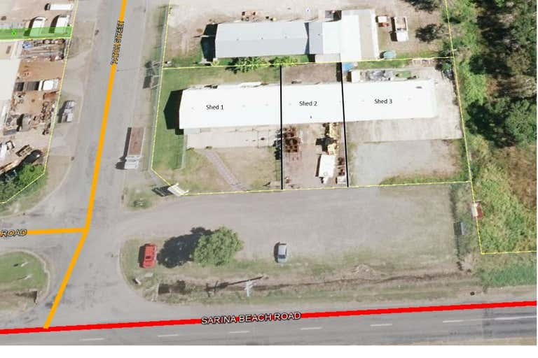 Shed 3, 2 Patch St Sarina QLD 4737 - Image 1