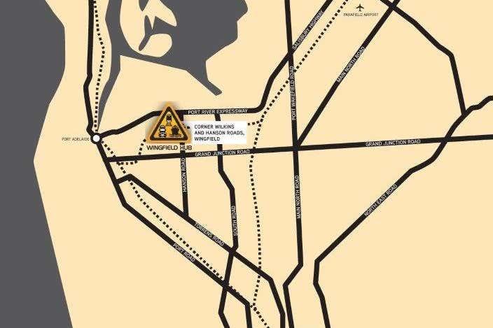 Warehouse 2b, 101 Wilkins Road Wingfield SA 5013 - Image 2