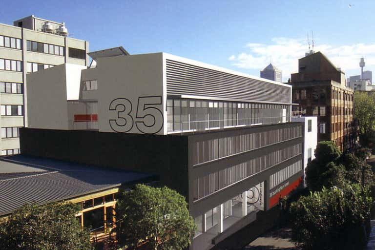 Studio 6 and 7, 35 Buckingham Street Surry Hills NSW 2010 - Image 2