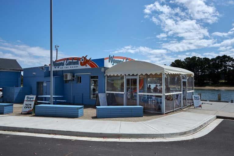 Wynyard Seafoods on the Wharf, 3 Goldie Street Wynyard TAS 7325 - Image 1