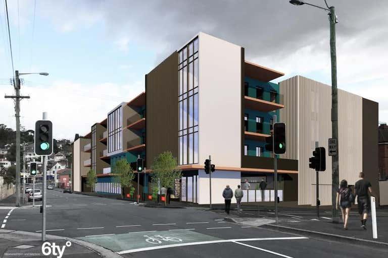Site, 209-215 Harrington Street Hobart TAS 7000 - Image 1