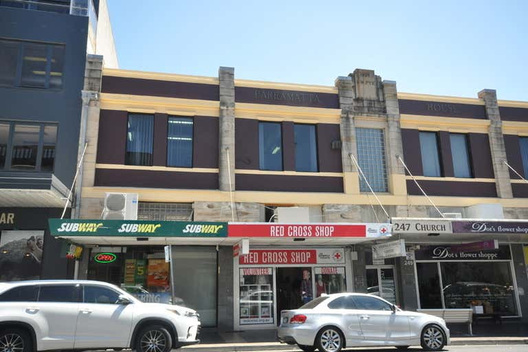 Suite 3, 247 Church Street Parramatta NSW 2150 - Image 1