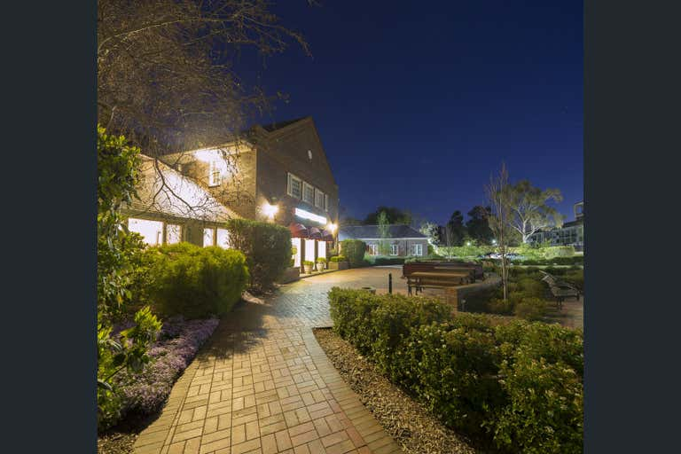 The Brassey of Canberra, Belmore Gardens Barton ACT 2600 - Image 2