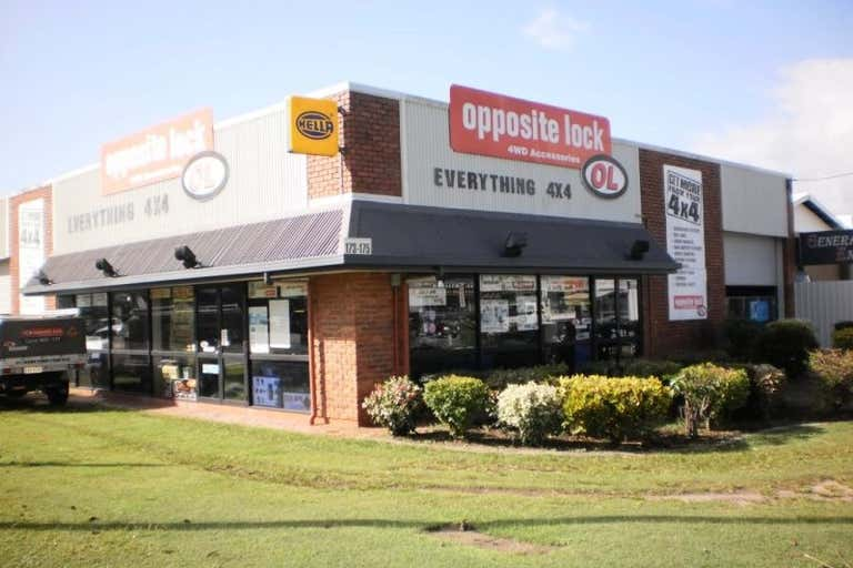 9 Dalton Street Bungalow Qld 4870: Leased Showroom & Bulky Goods At 173 Scott Street