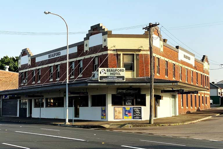 The Beauford Hotel, 39 Maitland Street Mayfield NSW 2304 - Image 1