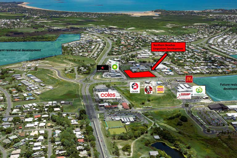 Northern Beaches Emporium, 1-11 Carl Street Mackay QLD 4740 - Image 1