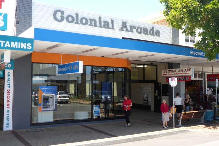 "Shop 4, ""Colonial Arcade"", 58-60 Horton Street Port Macquarie NSW 2444 - Image 1"