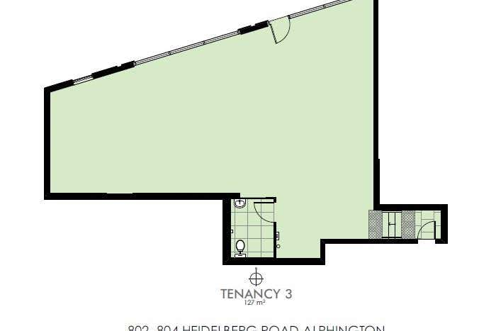 Tenancy 3, 804 Heidelberg Road Alphington VIC 3078 - Image 3