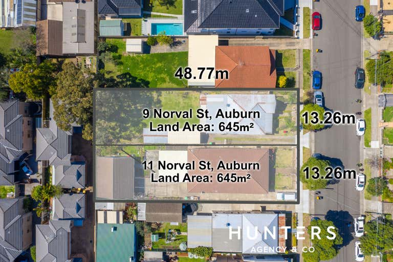 9 & 11 Norval Street Auburn NSW 2144 - Image 1