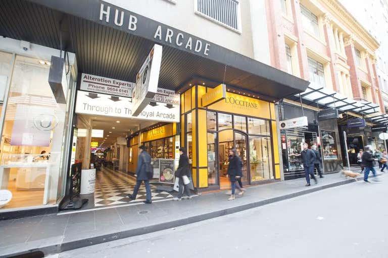 Shop 1, 318-322 Little Collins Street Melbourne VIC 3000 - Image 1